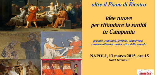 Napoli  Santà 13 marzo 2015_ SEL Campania _